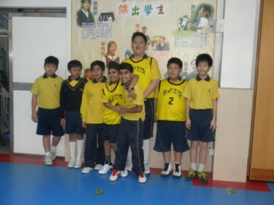 20120331 Primary Schools Basketball Competition
