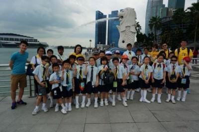 20130224 Singapore Trip