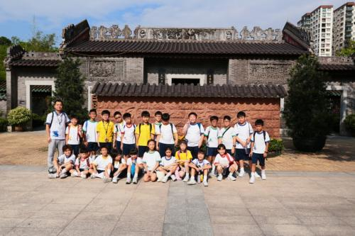 20191018 P4 Lingnan Garden