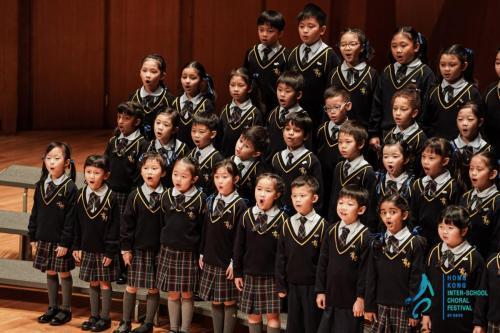 20200407 Hong Kong Inter-School Choral Festival, PLKLMC Singing Fantasy and School Choir