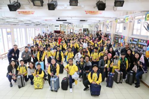 20190402 P.4 Field Trip to Heyuan Day 1