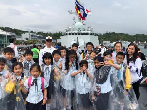20190504 Visit Ngong Shuen Chau Barracks